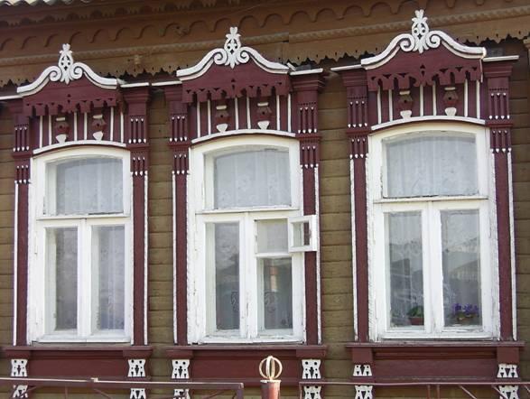 Богородское Краеведение.Е.В. Жукова.  Павловские окошки.