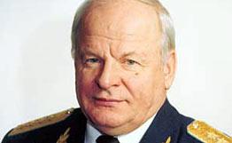 Генерал армии В.С.Михайлов